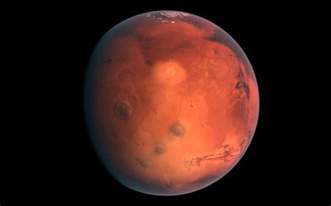火星壮美风景壁纸_神秘的火星之美_风景壁纸_