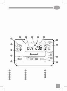 Honeywell Cm737 Thermostat Operation  U0026 User U2019s Manual Pdf