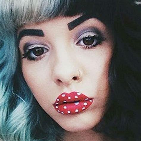 melanie martinez makeup steal  style