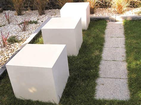 Designbeton Würfel  Steine Im Garten Shop