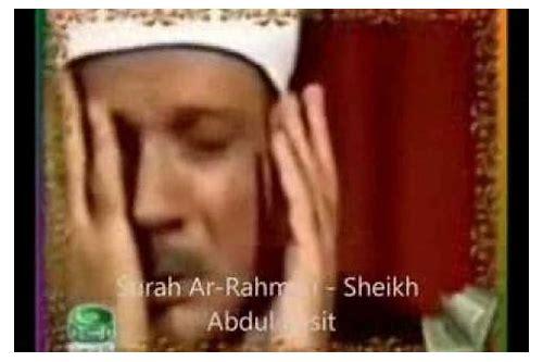 qari abdul basit baixar completo quran free