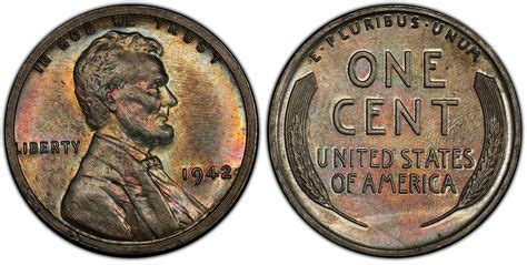 With a population of 1, this PCGS SP65 graded 1942 High ...