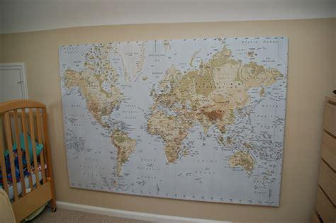 ikea world map canvas print autobedrijfmaatje