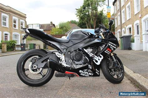 2006 Suzuki Gsxr 600 For Sale by 2006 Suzuki Gsxr K6 600 For Sale In United Kingdom