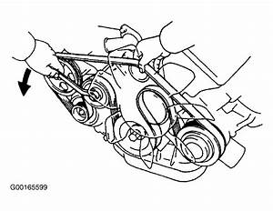 1997 Lexus Ls 400 Serpentine Belt Routing And Timing Belt