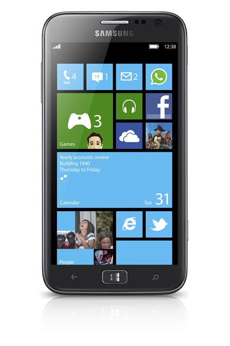 what was the smartphone samsung ativ s the windows phone 8 smartphone at ifa 2012
