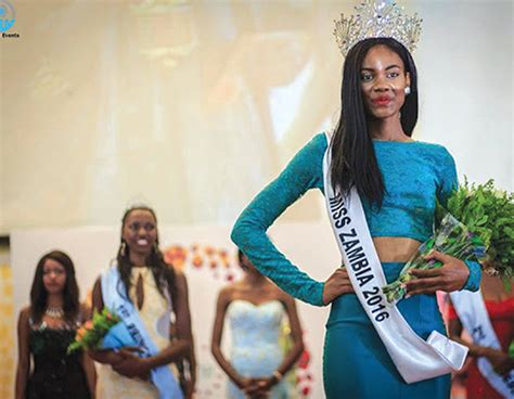 Miss Zambia 2016 Dethroned For Gross Misconduct