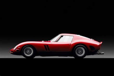 1962 Ferrari 250 Gto To Hit The Auction Block For €40