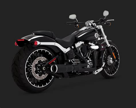 Vance & Hines Hi-output 2-into-1 Short