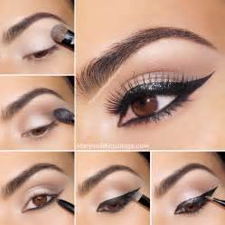 cat eye mascara sparkly cat eye i makeup