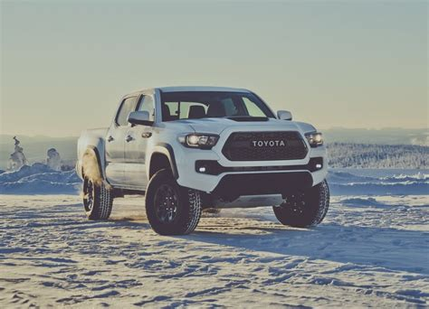 2019 Toyota Tacoma Redesign Exterior And Interior Changes