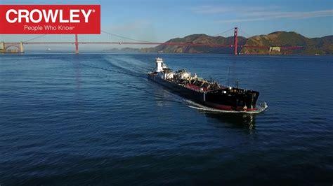 Crowley's ATB 550-1/Sea Reliance Passes Beneath the Golden ...