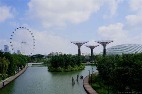 tempat wisata singapura gardens   bay tempat wisata