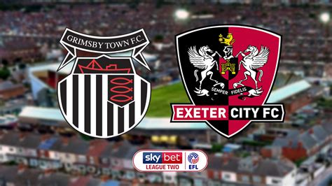 Grimsby Town (october 20)