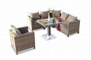 Kleine Eckbank Für Balkon : pandora rattan lounge sandstorm ein 8 teiliges gartenm bel set geeignet f r terrasse ~ Bigdaddyawards.com Haus und Dekorationen