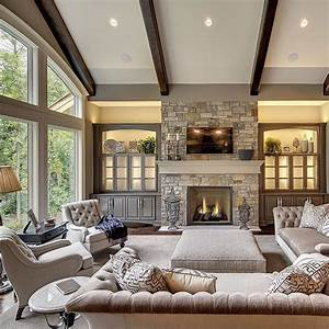warm inviting and absolutely gorgeous by susan hoffman With warm and inviting rustic living room ideas
