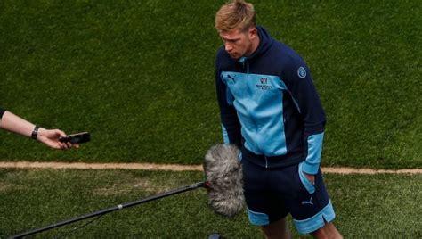 Champions League: Manchester City's Kevin De Bruyne braced ...