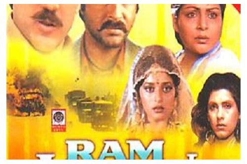 ram lakhan hindi baixar de video