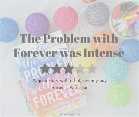 the problem with forever by l armentrout unbound pages