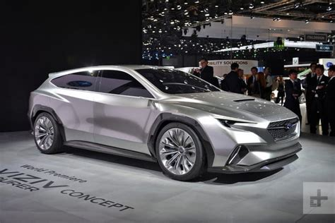 subaru viziv tourer concept debuts   geneva motor