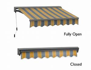 C Series  Classic  Manual Retractable Awning