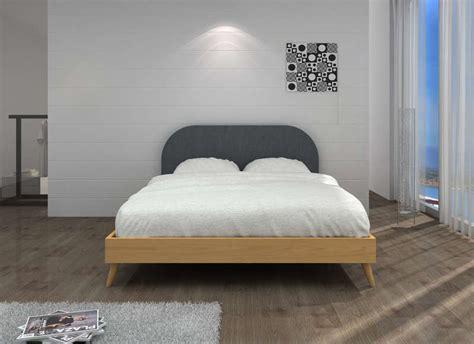 soldes lit achatdesign lit design scandinave bois copenhague lit ventes pas cher