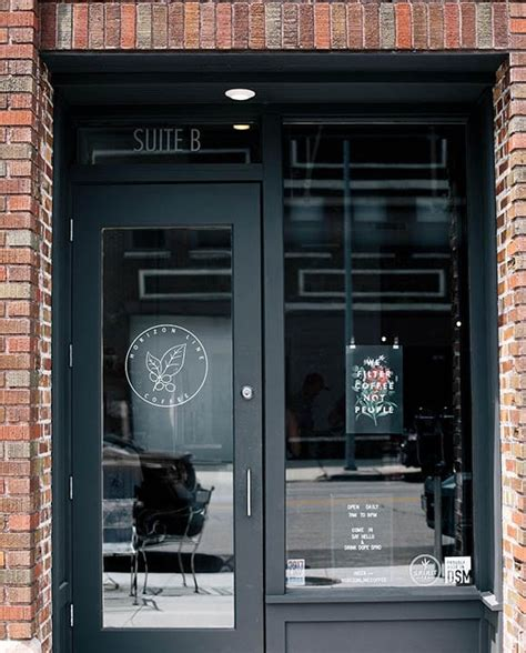 Horizon line really stands out amongst other coffee shops in des moines. Inside Look: Horizon Line Coffee, Des Moines - Imbibe Magazine