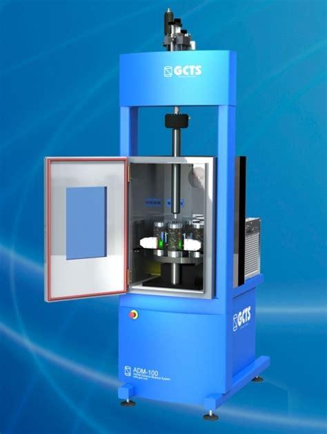 dynamic systems ltd automated dynamic modulus testing system adm 100 avantech engineering consortium pvt ltd