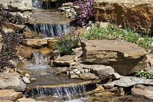 Steingarten Am Hang : steingarten anlegen 20 moderne ideen mit bildern pflanzen ratgeber ~ Eleganceandgraceweddings.com Haus und Dekorationen