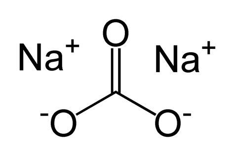 bicarbonate de sodium en cuisine sodium carbonate
