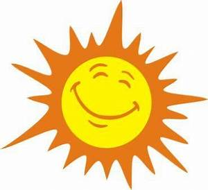 Happy Sun Clipart - Clipart Suggest