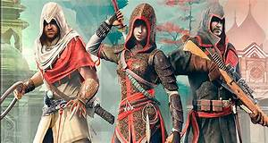 Assassin's Creed Chronicles Trilogy - Análisis para PS ...