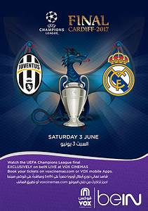 Juventus vs Real Madrid - Live | Now Showing | Book ...