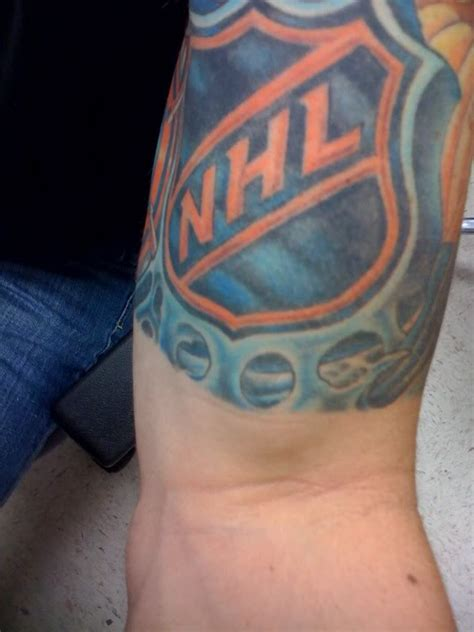 tattoo designs canadian hockey tattoos