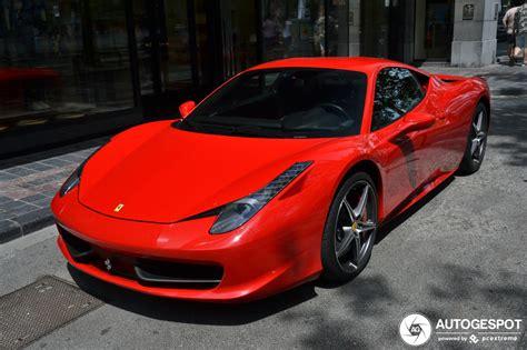 The 458 replaced the f430. Ferrari 458 Italia - 7 July 2019 - Autogespot
