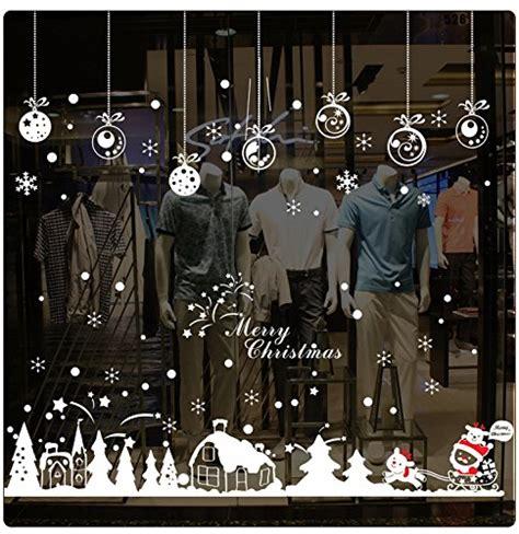 Weihnachtsdeko Fenster Kreidemarker by Fensterbilder Test Ratgeber Infos Vegleich