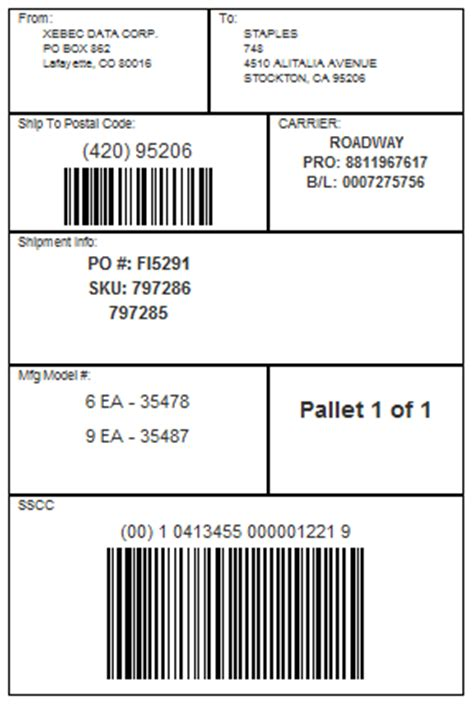 Print code 128 barcodes from any program supporting truetype fonts. Xebec Data - EDI Software & EC Solutions
