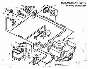 Craftsman Model 502255661 Lawn  Tractor Genuine Parts