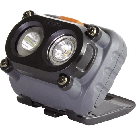 le frontale a led le frontale oule led energizer hardcase magnet headlight 224 piles 15 h noir gris sur le