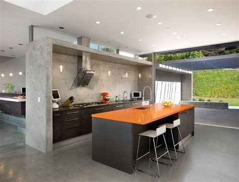 modern kitchen remodeling ideas 11 amazing concrete kitchen design ideas decoholic