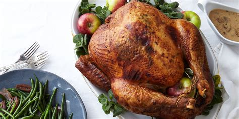 apple wood smoked turkey recipe