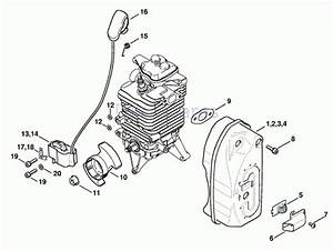 Stihl Br 600 Parts Diagram