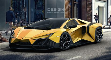 lamborghini car the lamborghini forsennato would be a proper raging bull