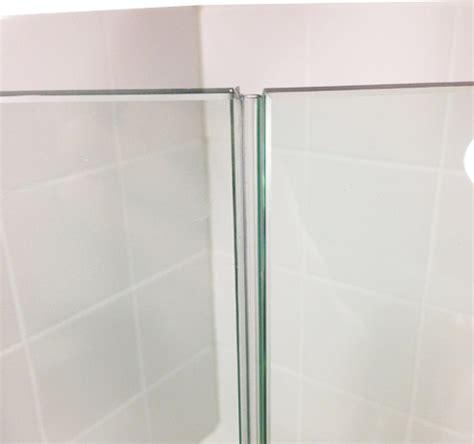 glass shower door seal door seals use brush seals along the bottom of the