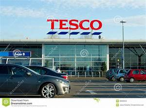 Tesco Store In Manchester, Oldham Editorial Stock Image ...
