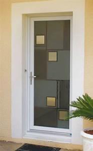 Portes D39entre PVC Pose Et Rnovation De Portes D