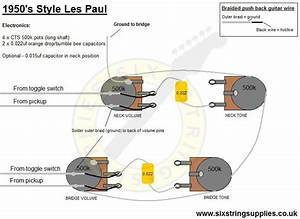 50s Les Paul Wiring