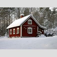 A Typical Swedish Cottage  Schwedenhäuser Schwedisches