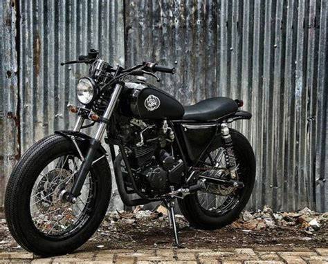 Modif Motor Scorpio by Yamaha Scorpio Modif Model Klasik Keren Habis Gan