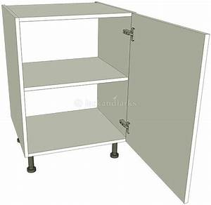 Kitchen Single Base Unit - Flat Pack Lark & Larks